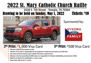 St Mary's Temple Raffle Ticket 2022_PROOF
